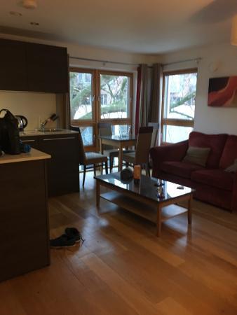 Premier Apartments Bristol Cabot Circus Picture Of Premier Suites