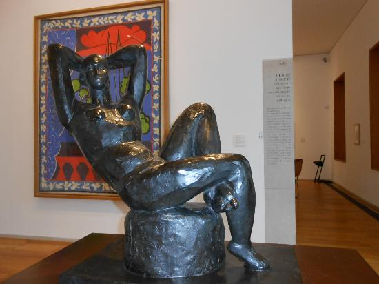 Musee Matisse: Salle Matisse 1er étage