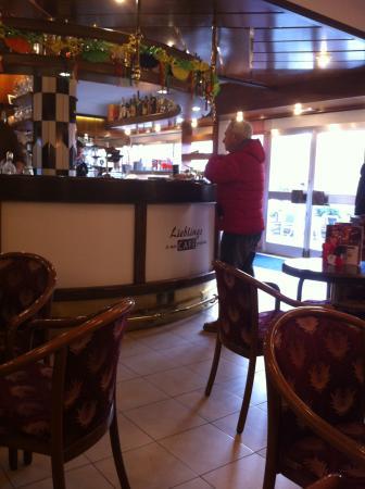 Appiano sulla Strada del Vino, Itália: il bar