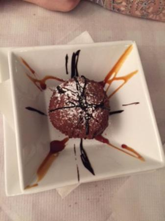 Ballydehob, Irlanda: Delicious Dessert