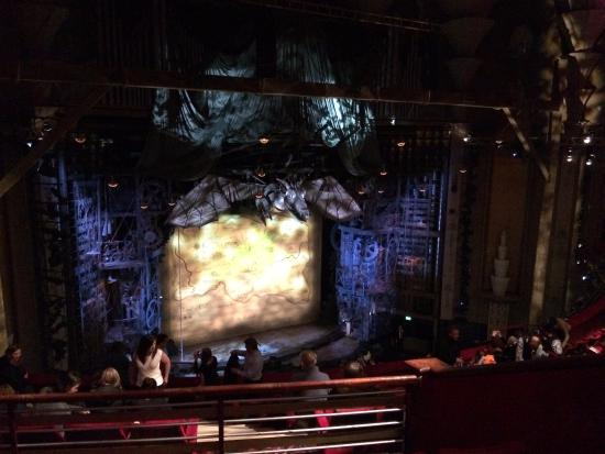 Wicked the Musical: inside
