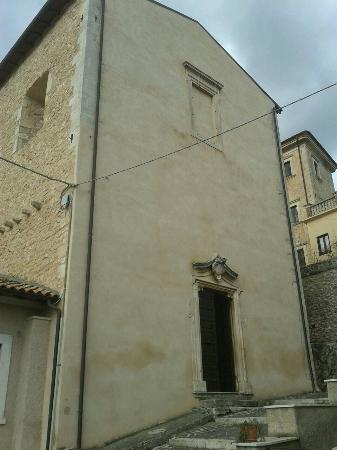 Chiesa della Madonna del Rosario: Facciata esterna