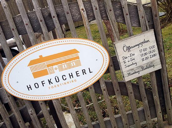 Ebersberg, Tyskland: Torschild