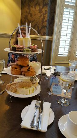 Great Baddow, UK: On Saturday  I was surprised  by  family with baby shower. We had afternoon tea it was lovely,
