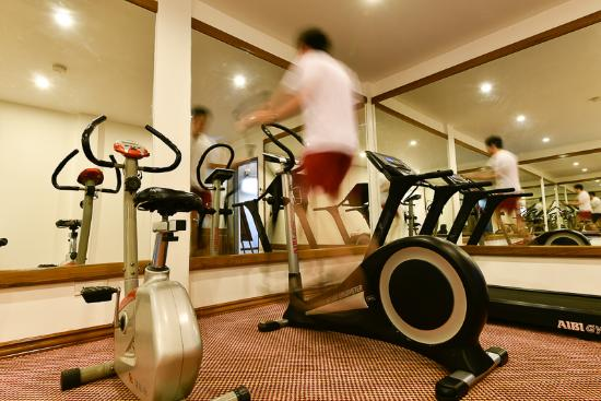 Winner Inn: Complimentary Gym Access for Guests