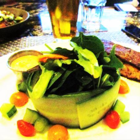 Waltham, MA: Not your average salad...