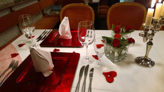 Hotel Restaurant Kaiser: Hochzeitstagsessen - unglaublich lecker