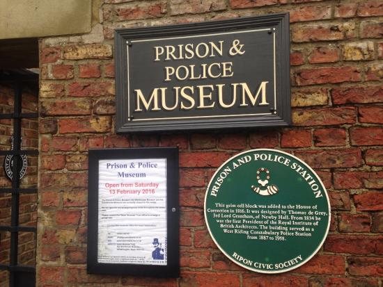 Prison & Police Museum Ripon