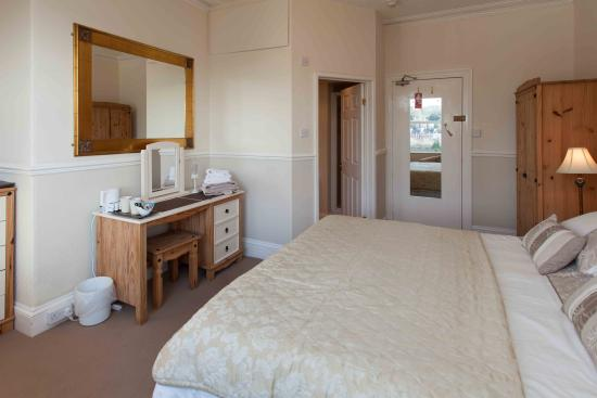 Buckingham Lodge: Superking or twin bed