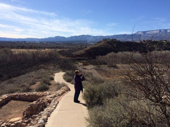 Clarkdale, AZ: The nature walk