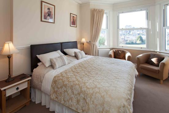 Buckingham Lodge: Twin or superking bed