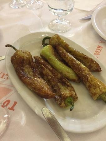 Attica, Hellas: Taverna To Trigono