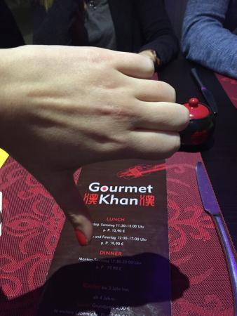 Gourmet Khan