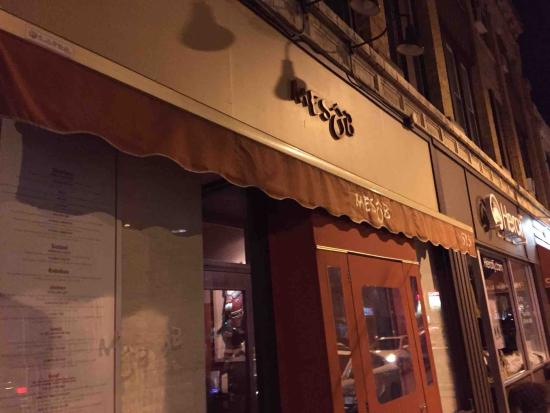 Montclair, NJ: Mesob Entrance