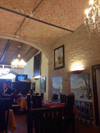 Gattatico, İtalya: Agriturismo la Brezza Restaurant