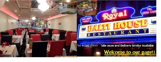 Bolton, UK: Restaurant picture