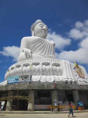 Chalong, Tailandia: Big Budha