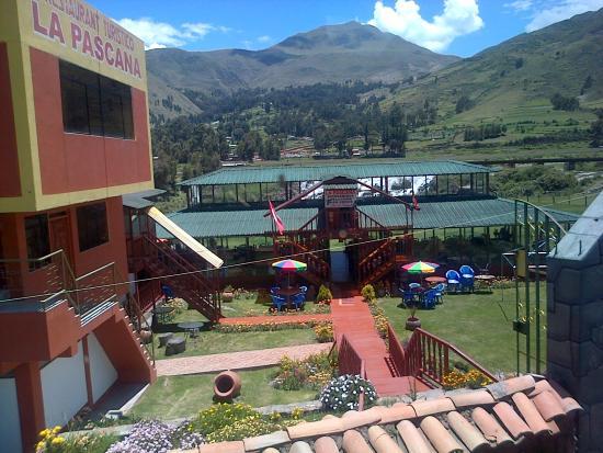 Sicuani, بيرو: Entrada