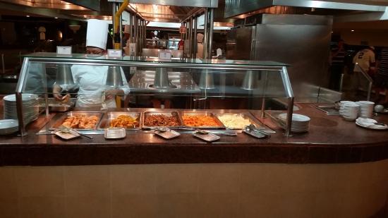 la palapa buffet internacional picture of crown paradise club rh tripadvisor co za