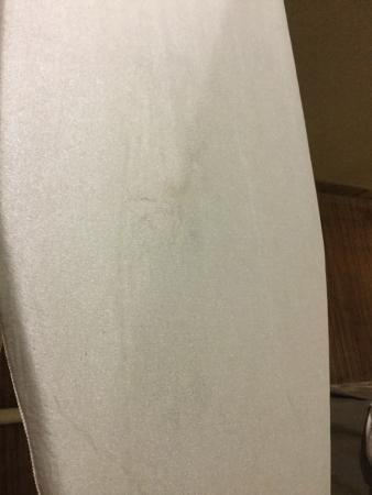 dirty ironing board cover picture of delta hotels by marriott rh tripadvisor co za