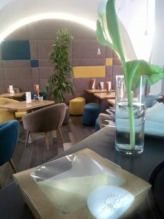 Krems an der Donau, Austria: Lounge
