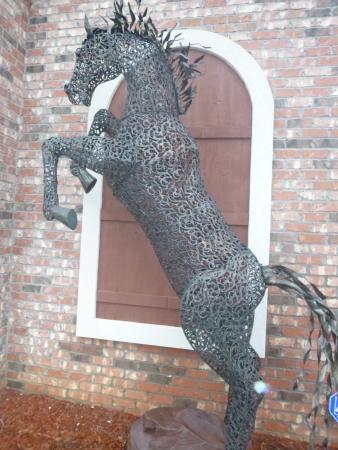 Irmo, SC: statue