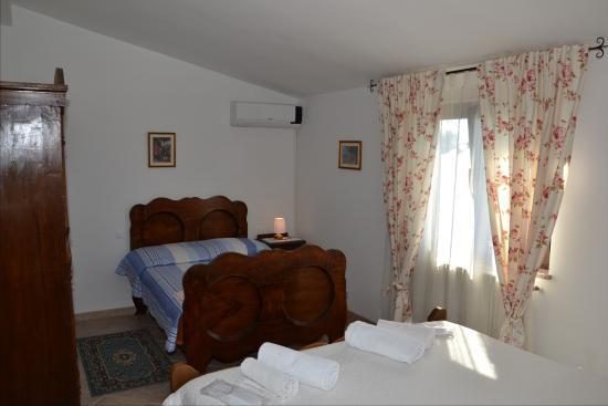 Funtana, Croácia: Ložnice