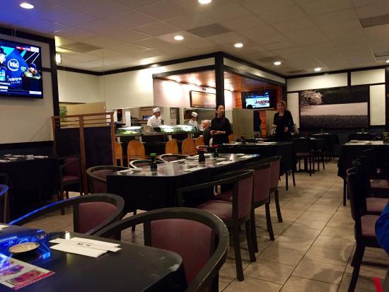 Fountain Valley, Kalifornia: dining area
