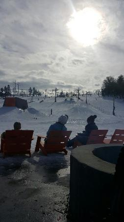 Hastings, MN: Sick terrain parks... relatively. The Landing Zone in particular is worth the candle.
