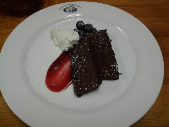 Victorian Inn: chocolate terrine