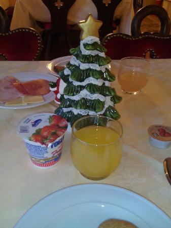 Hotel Al Sole: Petit déjeuner