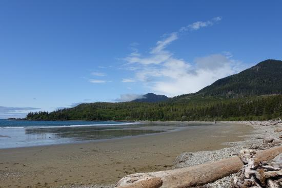 Queen Charlotte City, Canada: Rennel Sound, Haida Gwaii