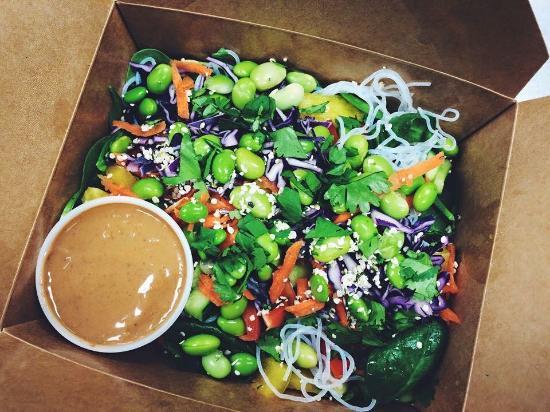 Chatham, Kanada: Thai Peanut Box