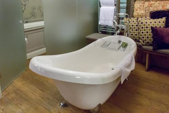 Welwyn, UK: The bath