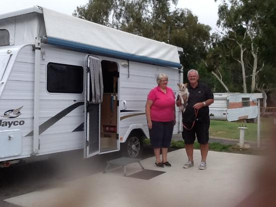 Cooma, Australia: Dog friendly