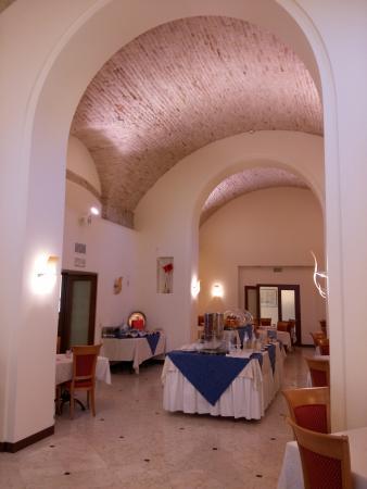 Hotel Astoria: Frühstücksraum
