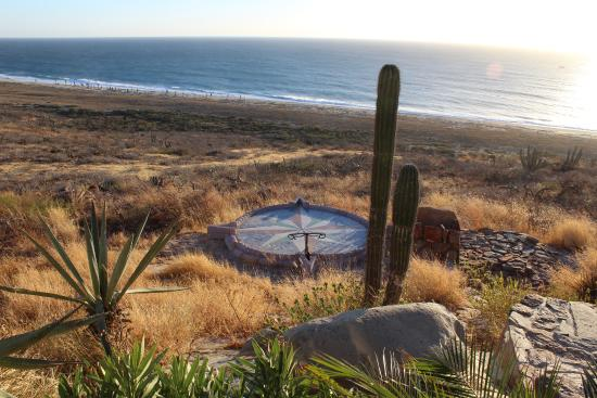 Guaycura Boutique Hotel Beach Club & Spa: View from dinner at El Mirada
