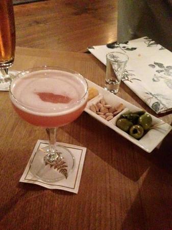 Jesmond Dene House: Cocktails