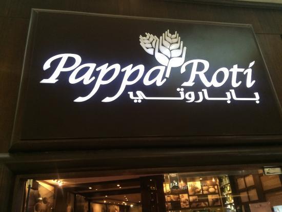 Dhahran, Arabia Saudita: Pappa also here