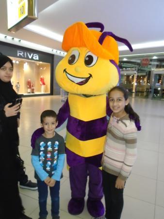 Dhahran, Arabia Saudita: Say Cheeeese
