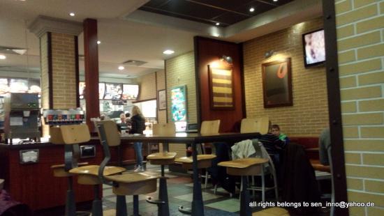 McDonald's Restaurant Dessau-Mildensee