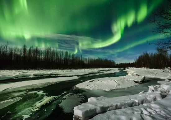 Talkeetna, AK: Amazing images from Aurora Dora