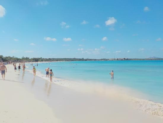 71b1aeacf321 nice sand but put on water shoes since lots of coral - Picture of ...