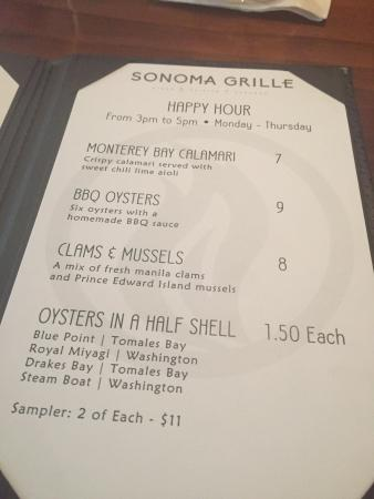 Sonoma Grille and Bar