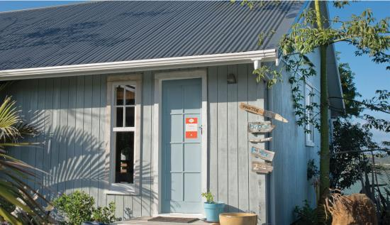 Kerikeri, Nueva Zelanda: The award-winning Hammock at Driftwood Seaside Escapes