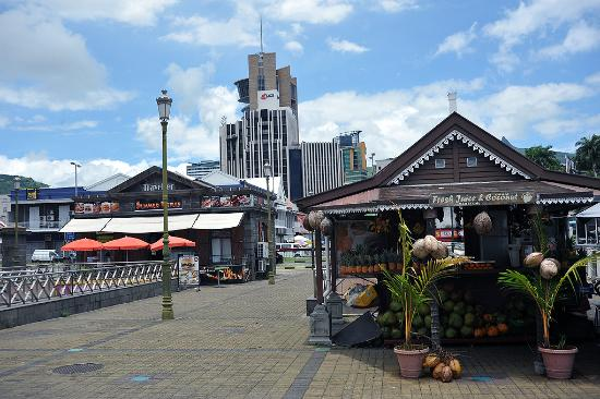 Port Louis - Cauden Waterfront Complex