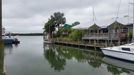 Cortez, FL: View from the Restaurant