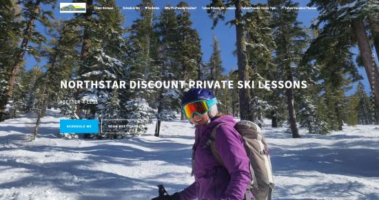 Squaw Valley, Kalifornia: propowderguides.com Northstar Discount Private Ski Lessons
