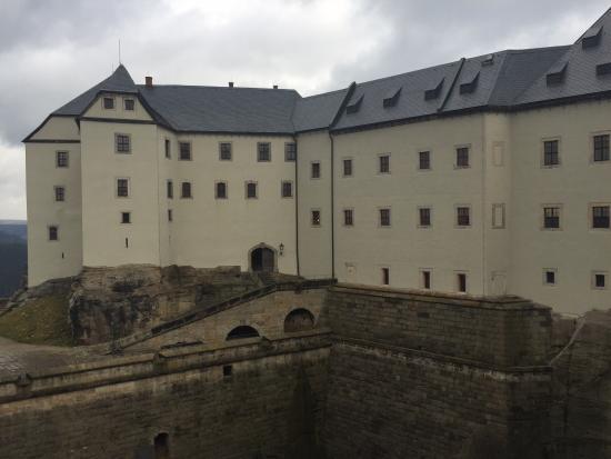 Koenigstein, Tyskland: Festung Königsstein
