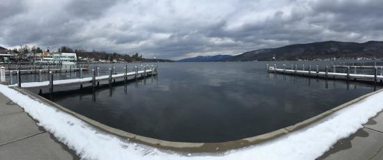 Lake George: A few photos from my cellphone. I will post more from our dslr camera.